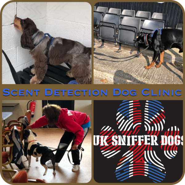 Scent Detection Dog Clinic - ATFC